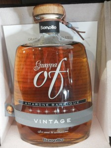 GRAPPA AMARONE BARRIQUE VINTAGE